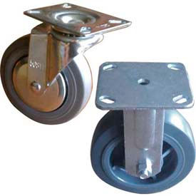Replacement Casters for Dandux Bulk Trucks & Carts