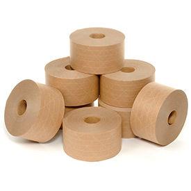 Carton de papier ruban d'étanchéité activé par l'eau