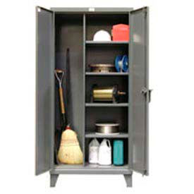 Strong Hold® Heavy Duty Maintenance Storage Cabinets