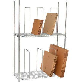 Mobile & Stationary Carton Storage Stand