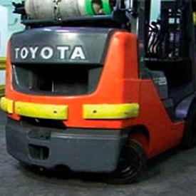 Ideal Warehouse Safe-Bump Forklift Protectors