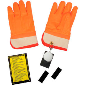 Ideal Warehouse Forklift Propane Cylinder Handling Gloves
