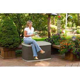 Deck Boxes With Seat