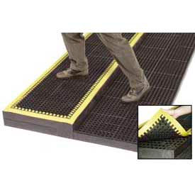 Tapis anti Fatigue Drainage plate-forme empilable