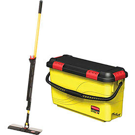 Rubbermaid® Hygen Microfiber Moping Systems