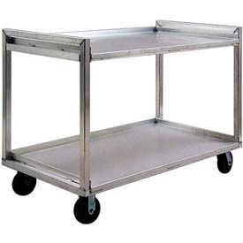 Extreme Duty Aluminum Correctional Carts