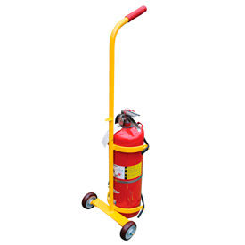 Fire Extinguisher Cart