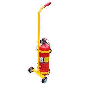 Fire Extinguisher Cart
