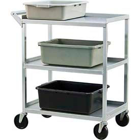 Aluminum Utility & Bussing Carts