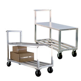 Heavy Duty Aluminum Stock Carts