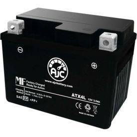 AJC® Batteries de REMPLACEMENT de VTT de remplacement de marque pour DRR