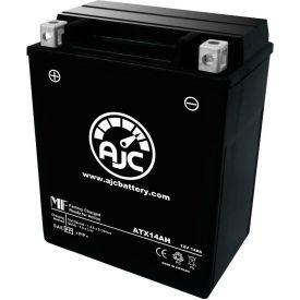 AJC® Batteries de VTT de remplacement de marque pour Kawasaki