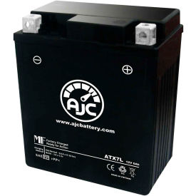 AJC® Brand Replacement Motorcycle Batteries for Baja Motorsports