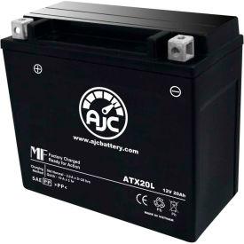 AJC® Moto Guzzi rand Batteries de moto de remplacement