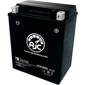 AJC® Brand Replacement Motorcycle Batteries for Triumph