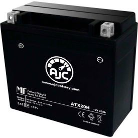 AJC® Brand Replacement Personal Watercraft Batteries for Wet Jet International