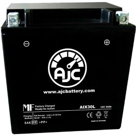 AJC® Brand Replacement Powersports Batteries for AIX