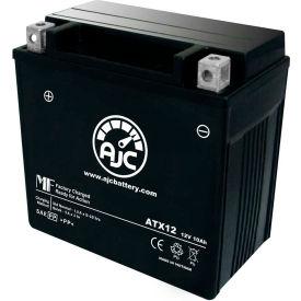 Batteries Powersports de remplacement de marque AJC® Deka