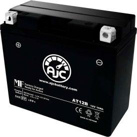 Batteries Powersports ® de remplacement de la marque Motobatt AJC