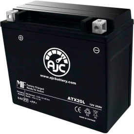 AJC® Brand Replacement Powersports Batteries for Motocross