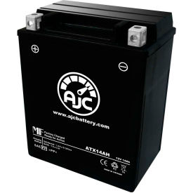 AJC® Brand Replacement Powersports Batteries for Power Max