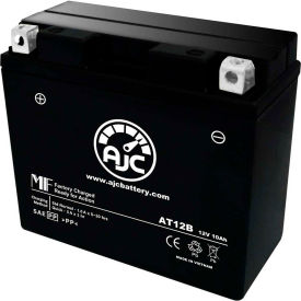 AJC® Brand Replacement Powersports Batteries for Power Source