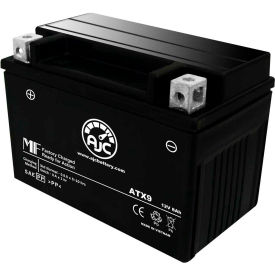 AJC® Brand Replacement Scooter Batteries pour E-Ton