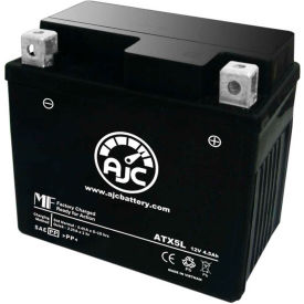 AJC® Brand Replacement Scooter Batteries for Yamaha