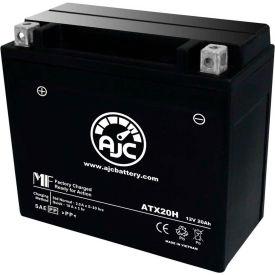 AJC® Batteries de motoneige de remplacement de marque pour Arctic Cat