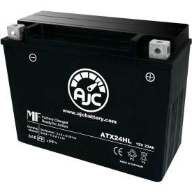 AJC® Batteries de motoneige de remplacement de marque pour Kawasaki