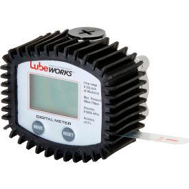 Compteur numérique de contrôle de l'huile