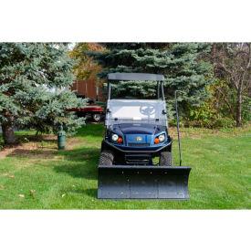 Golf Cart Snow Plows