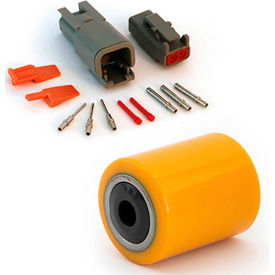 Replacement Parts for Crown Self-Propelled Electric Pallet Jack Trucks