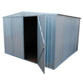 Hangars de stockage en acier utilitaire en plein air
