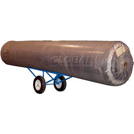 Portable Carpet Roll Dolly Carts
