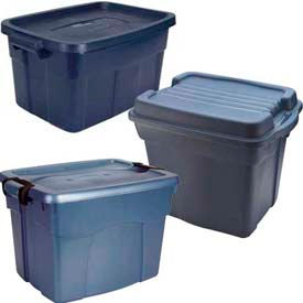 United Solutions Roughneck Storage Totes