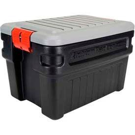 Boîtes de rangement verrouillable de Rubbermaid ActionPacker®