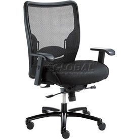 Interion® Big & Tall Mesh Chairs