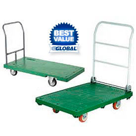 Plastic Deck Platform Trucks