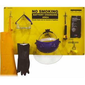 Ideal Warehouse Forklift Battery PPE Protective Handling Kit