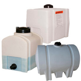 RomoTech Plastic Storage Tanks