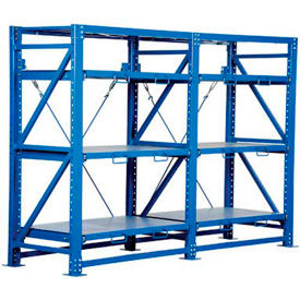 Vestil - VRSOR Roll-Out Heavy Duty Shelving (1,500 lb shelf cap)