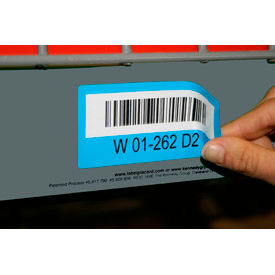 Rack (Placard) Removable Label Holders