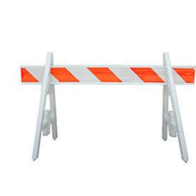 Portable High Visibility Safety Barricade