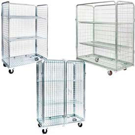 Nashville Wire Products Cargo Carts