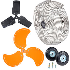 Global Fan Accessories and Replacement Parts