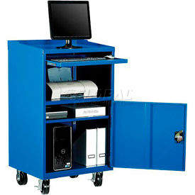 Cabinet informatique mobile