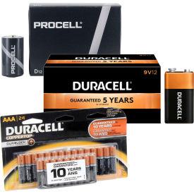 Duracell® Alkaline Batteries