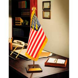 Annin® Miniature Flag Desk Sets