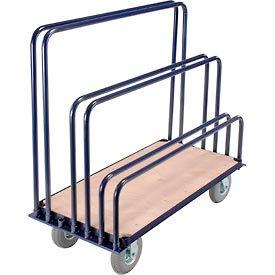 Global Industrial™ Adjustable Panel & Sheet Mover Trucks